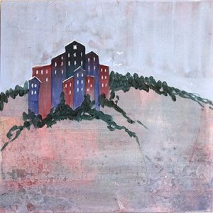 the color of peace landscape art mixed media landscape paintings representational peaceful landscapes paintings