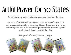 Artful Prayer 50 states USA